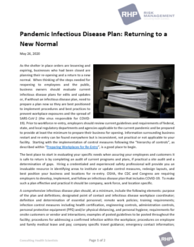 Cover_PandemicInfectiousDiseasePlan